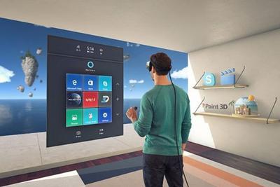 防止撞墙 微软VR地毯新专利让玩家更安然