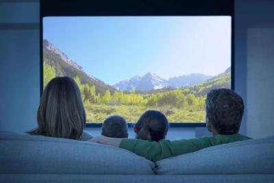 100寸电视将成为主流?激光显示或将迎来春天