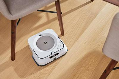 每周拖三次地太累?iRobot发布擦地机器人来帮忙