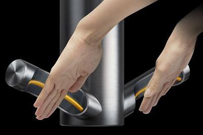 戴森推出Airblade 9kJ干手器:10秒内干手 可过滤细菌