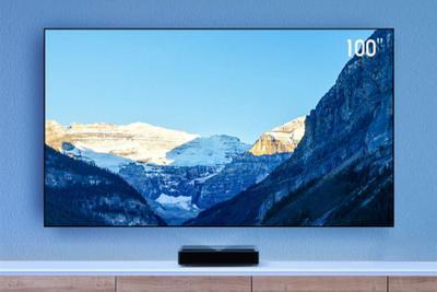 米家激光投影电视100英寸公用抗光屏发布:7999元