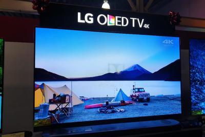 三星借广告吐槽OLED电视烧屏问题 疑似针对LG电视