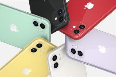 分析师:iPhone 11中国需求强劲 明年有四款5G iPhone