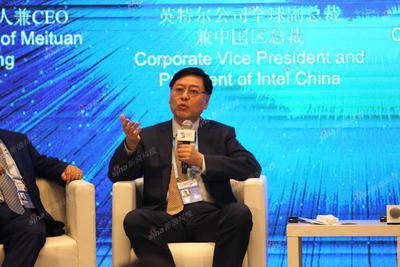 """杨元庆:""""端边云网智""""推动传统行业实现智能化转型"""