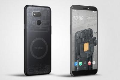 HTC发布新款区块链手机Exodus 1s:加密有新招