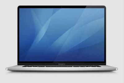 这是传闻中的16英寸MacBook Pro?机身不变革大年夜屏幕