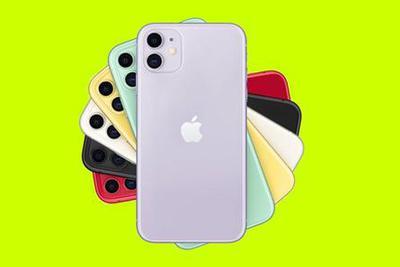 苹果手机中国市场需求晋升230% 因iPhone 11太便宜