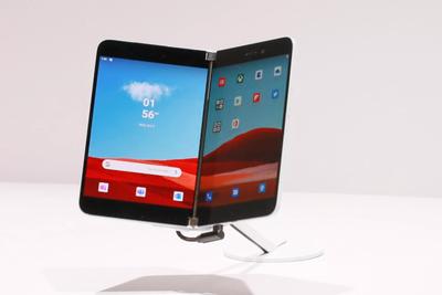 微软将在Surface Duo手机使用Android系统