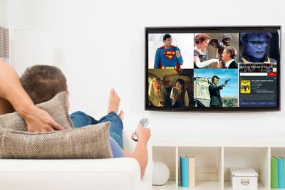 智能电视开机率超50% 下沉幅度已超过手机