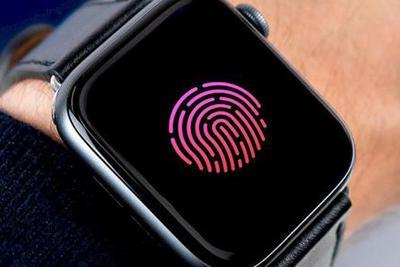 Apple Watch有望先于iPhone获得屏下指纹技术