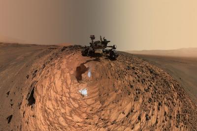 火星大气中的神秘氧气源自哪里?暂时无法解释