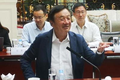 任正非:欧洲应改变一些商业规则 敢于把东西卖给中国
