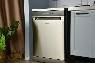 洗10人桌的餐具有多简单?惠而浦W11洗碗机评测