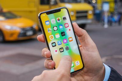 下代iPhone全面屏?苹果新注册超级视网膜屏商标
