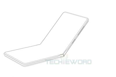 华为翻盖式折叠屏手机曝光这造型绝了