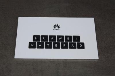 """生产力新品华为MatePad将至 邀请函是个""""键盘"""""""