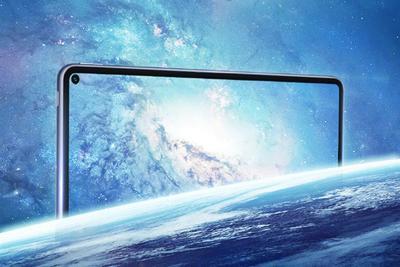 官方释出华为MatePad Pro真机海报:屏占比超高