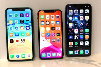 传苹果明年将推超过四款新iPhone:最大尺寸6.7英寸