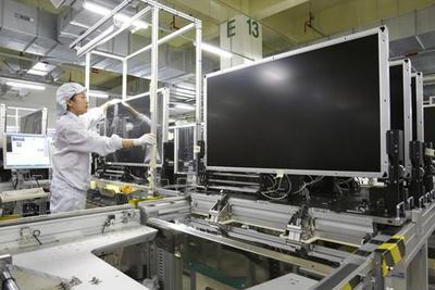 """产能过剩引弊端 LCD面板价格再次面临""""雪崩"""""""