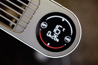 Jya对流电暖器上手:设计优先的家电产品