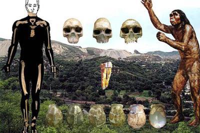 震惊世界的那块头骨,出土90年了