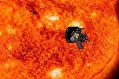 """""""帕克""""探测器发布日冕观测新结果"""