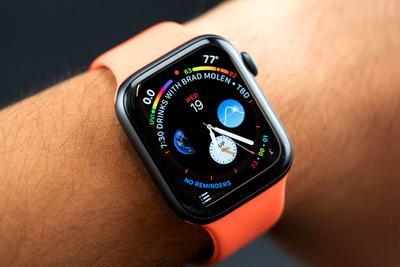新专利显示Apple Watch未来有助于治疗帕金森氏病