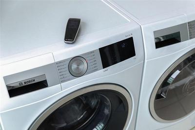 博世洗干套装评测:横竖都能搭 专治洗衣难题
