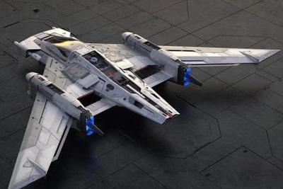 保时捷联名星球大战 不造车造战斗机