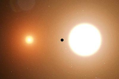 NASA宣布发现宜居行星和双日行星,两名高中生成功臣