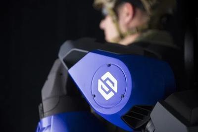 CES最酷装备?Sarcos展示可穿戴机器人防护服