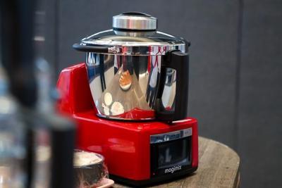 玛捷斯酷烹乐多功能厨房料理机评测