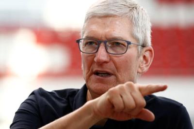 苹果CEO库克:全球企业税收体系必须彻底改革