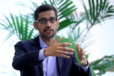 谷歌CEO支持暂禁面部识别技术 微软总裁:不应禁止