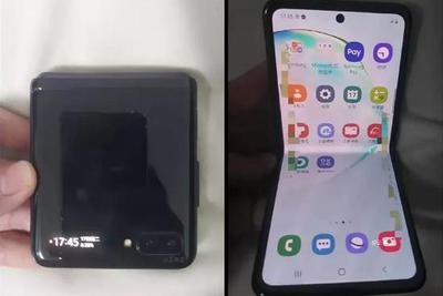 爆料:三星考虑为Galaxy Z Flip配备超薄玻璃折叠屏