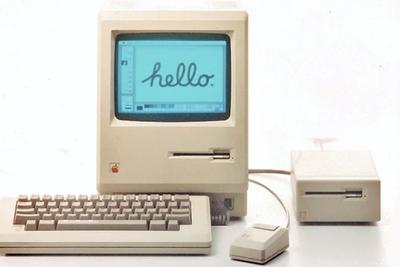 36年前史蒂夫·乔布斯推出了第一台Macintosh电脑