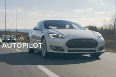 美议员要求特斯拉更换Autopilot品牌:名字有误导性