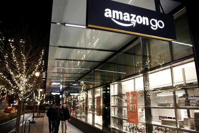 亚马逊继续拓展实体零售 推出Amazon Go升级店面