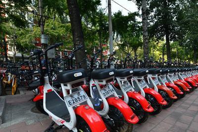 人民出行等两家共享电动车企业违规运营被立案调查