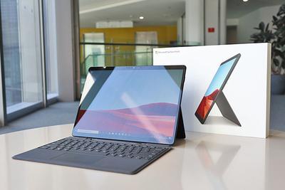 国行Surface Pro X首发评测