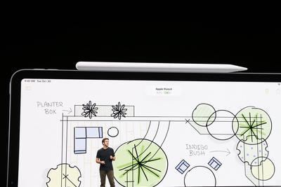 苹果新专利 会变色的玻璃材质Apple Pencil不远了?