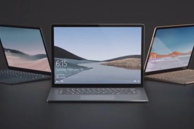 Surface Laptop 4跑分曝光:搭载Tiger Lake-U
