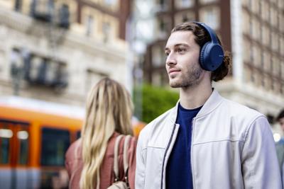 索尼发布2款无线耳机新产品