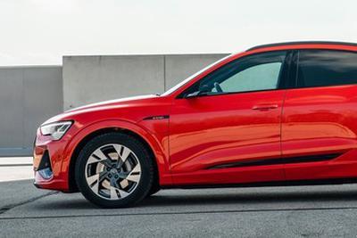 奥迪e-tron Sportback EV今夏上市 218英里续航
