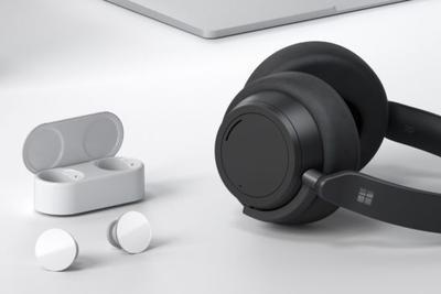 微软耳机新专利曝光 竟内置指纹识别传感器