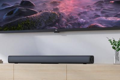 Redmi电视条形音箱上架 30W扬声器搭配风管式音腔