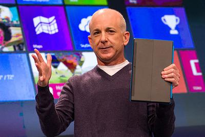 前Windows负责人入手iPad Pro:这是我的新桌面PC