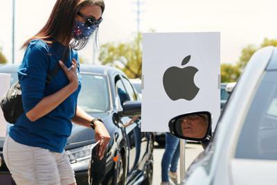 苹果公司本周将在美国重开约100家门店