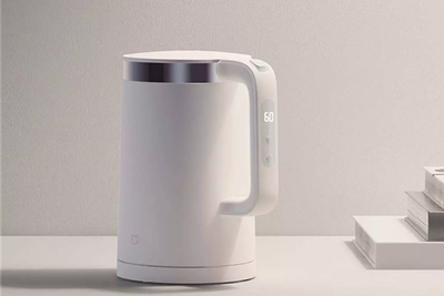 小米米家恒温电水壶Pro发布:温度实时显示