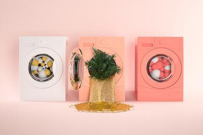 洗衣机洗内衣不卫生?手洗和机洗究竟谁更干净?